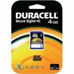 Duracell  Carte mémoire HC Class 4 4 GB digital HC