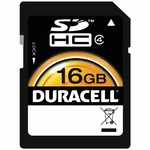 Duracell - carte mémoire  - 16 GB - SECURE digital HC