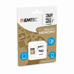 Carte Mémoire Micro SDHC 32GO CLASS 10