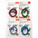 Cable Lightning USB Apple Iphone 6 / 6 Plus / 5 / 5S / 5C /