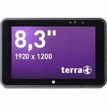 TERRA PAD 885 INDUSTRY W10P White