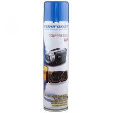 BOMBE A AIR COMPRIME ESPERANZA 600 ml