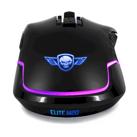 Souris Spirit Of Gamer Elite-M20 Black Edition 2